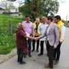 Senatorul Cătălin Toma, președintele PNL Vrancea, s-a întâlnit cu locuitorii comunei Vizantea – Livezi