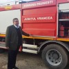 Păunești: Autospecială de pompieri în dotarea primăriei