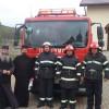 Preoții și profesorii instruiți de pompieri