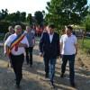 Președintele Marian Oprișan a semnat ordinele de începere a lucrărilor de modernizare pentru DJ 205J, sat Fitionești și pentru DJ 205 P, Milcovul