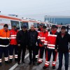 Ambulanțe noi la SAJ Vrancea și SMURD