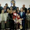 Primii colindători la Inspectoratul de Poliție Județean Vrancea
