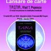 Lansare de carte TAINA – Vlad T. Popescu