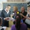 100 de mii de euro donație de la Becali pentru școala Faraoanele