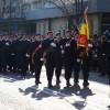 Jandarmeria Vrancea defilează de Ziua Naţională