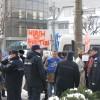 Sindicalistii din invatamantul vrancean protesteaza la Bucuresti