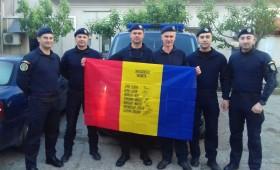 """Jandarmi vrânceni participanți la ,, Marşul Jandarmeriei Gălățene – Oameni în uniformă pentru oameni în uniformă"""""""