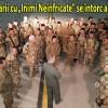 Militarii vrânceni s-au întors din Afganistan