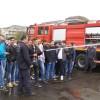Școala Altfel: Liceeni au vizitat Inspectoratul pentru Situații de Urgență