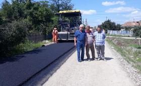 Garoafa: Investiții în drumuri