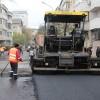 Asfaltările continuă în Focșani