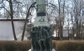 Bustul lui Nicolae Filipescu, Focsani