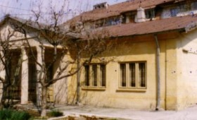 Casa Anghel Saligny, Focsani