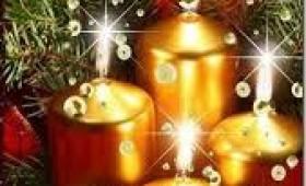 Crăciun fericit! Vlad Petruș – primarul comunei Poiana Cristei
