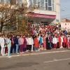 Angajații spitalului donează sânge
