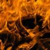 Incendiu la Havana, in parcul Balcescu