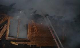 Adjudu Vechi: Bărbat carbonizat într-un incendiu