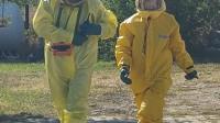 Exercițiu: Incendiu la CUP Focșani