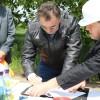Președintele Marian Oprișan a semnat astăzi ordinele de începere a lucrărilor de modernizare pentru DJ 205J- Movilița și pentru DJ 202 F- Bălești-Mihălceni