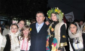 Victor Ponta vine in Vrancea la Bachus 2014