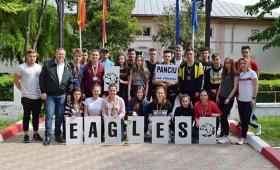 Panciu: Trupa de majorete vicecampioană națională