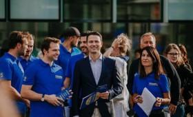 Interviu. Secretarul general al PNL, Robert Sighiartău: Pentru Klaus Iohannis au semnat cei mai mulţi români: peste 2.200.000 de semnături