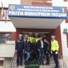 """""""Ziua Ștafetei""""- polițiștii de azi, alături de colegii de mâine"""
