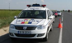 Pozitionarea radarelor rutiere pe 17.07.2011 in judetul Vrancea