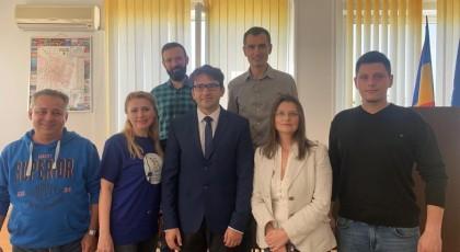 Liviu Macovei ales președinte la USR Focșani