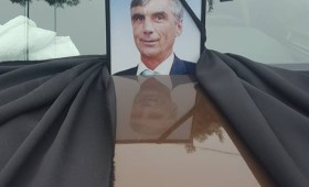 Primarul Fanica Ciobotaru condus pe ultimul drum