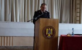 ISU Vrancea și-a schimbat conducerea