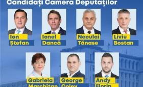 Candidații PNL la Camera Depuțaților vin cu proiecte importante pentru Vrancea