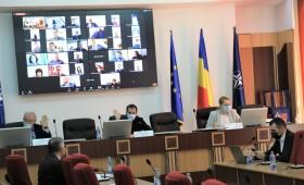 Consiliul Județean a repartizat bani localităților din Vrancea pentru anii 2021 și estimat pentru 2022-2024