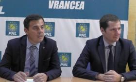 Echipa liberală care aduce schimbarea în bine: Cătălin Toma la Consiliul Județean și Ion Ștefan la Primăria Focșani
