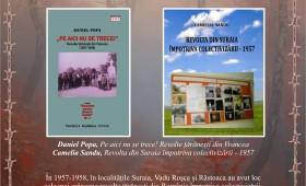 Odobești: Memento despre revoltele țărănești din Suraia, Vadu Roșca și Răstoaca