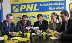 Campania electorala aduce spuma politicienilor in Vrancea