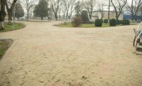 Primăria Mărășești a început reabilitarea Parcului Joffre