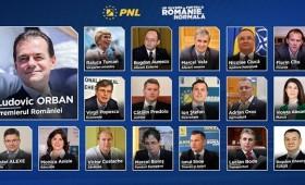 Guvernul PNL: Cine sunt miniștrii propuși de premierul desemnat Ludovic Orban
