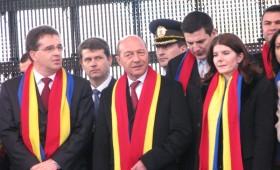 Traian Băsescu și Victor Ponta sărbătoresc Unirea la Focșani