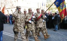 Ceremonie militară la Monumentul Independenței. Circulația va fi restricționată în zonă