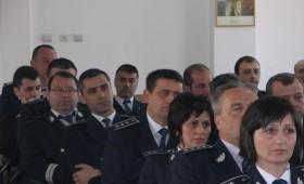 Politisti avansati de Ziua Romaniei