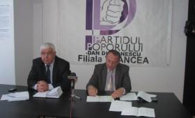 """Aurel BÂCU, PP – DD: """"Ruşine Bacinschi, ruşine Trăşculescu!"""" – comunicat de presa PP-DD"""
