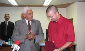 Alin Moldoveanu – cetățean de onoare al Focșaniului