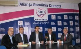 Codruț Balaș și Gabriel Postolache luptă pentru Senat din partea ARD