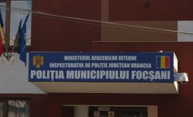 Acțiune de amploare organizată de Poliția Municipiului Focșani