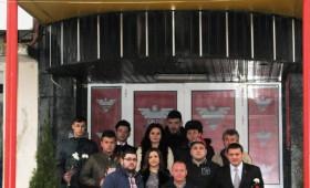 UNPR a oferit flori și felicitări femeilor din Vrancea