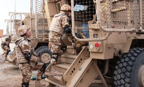 Gânduri din Afganistan: GATA ORICÂND…