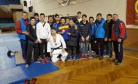 Judo, Campionatul Naţional Juniori U 21 – Aur şi de două ori bronz pentru CSM 2007-LPS Focşani