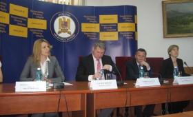 Probaţiunea vrânceană şi-a prezentat raportul de activitate la Minister