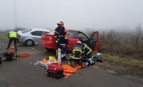 Ultima oră: Accident grav la Bordeasca Veche. O femeie a murit  iar alte trei persoane sunt rănite